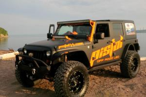 Jeep : Wrangler Sahara Photo