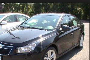 Chevrolet : Cruze 4 door Photo