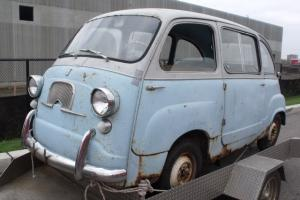 1958 FIAT 600 Multipla Microcar Price Lowered to Sell!