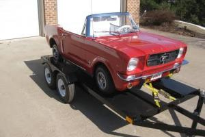 Ford : Mustang mini mustang