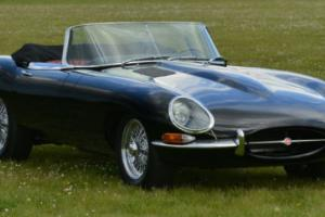 1966 Jaguar E-Type Series 1 Roadster 4.2 litre