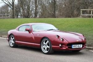 2000 TVR Cerbera Speed-Six Photo