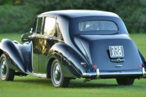 1953 Bentley R Type Manual Saloon