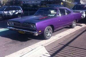 1968 Plymouth Roadrunner CAR Plum Crazy Purple in Surry Hills, NSW