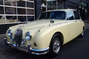 Jaguar MK II 3.8 Saloon left hand drive 1966 Photo