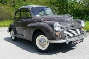 1964 Morris Minor saloon, Very Clean , excellent structurally drives well,
