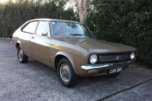 Rare Collectable 1972 Leyland Marina Super Deluxe Coupe With Books Suit Datsun in Burwood, NSW