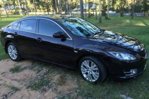 Mazda 6 Classic 2009 5D Hatchback Manual 2 5L Multi Point F INJ 5 Seats in Tamborine, QLD
