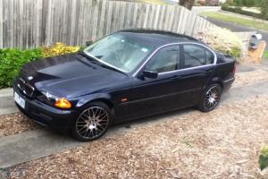 BMW 3 23i 1999 4D Sedan Automatic 2 5L Multi Point F INJ Seats in South Melbourne, VIC