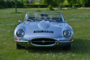 1968 Jaguar E-type 4.2 Litre series 2 roadster