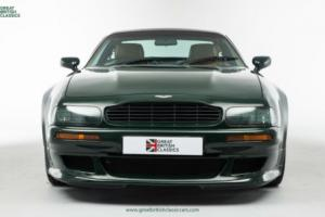 Aston Martin Vantage V550 // Brewster Green // 1995 Photo