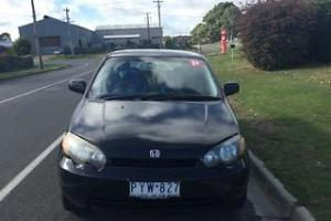 Honda HRV 4x4 1999 2D Wagon Manual 1 6L Multi Point F INJ 4 Seats Black in Ballarat, VIC