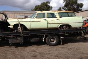 Plymouth 1958 Suburban Wagon Suit Restoration Mopar Chrysler Patina ROD in Mulgrave, VIC