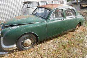 Jaguar MK1 1958 in Tarlee, SA Photo