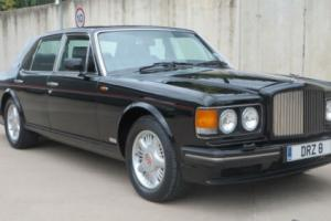 Bentley Turbo R -Red Label Photo