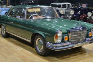 1970Mercedes-Benz 280SE Coupe