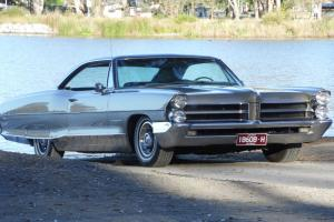 1965 Pontiac Bonneville 2 Door Coupe Suit Chev Hotrod NO Reserve in Murchison, VIC