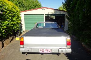 1974 HQ Holden UTE in QLD