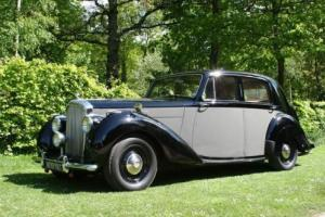 1948 Bentley Mk. VI Saloon