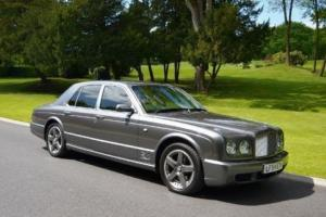 2005 Bentley Arnage T