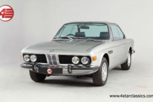 FOR SALE: BMW E9 3.0 CSi 1973