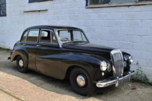 1948 Daimler DB18 Saloon Photo