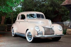 1939 Ford Deluxe Coupé/Street Rod