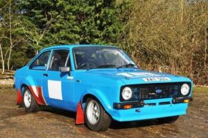 1978 Ford Escort Mk II Rally Car