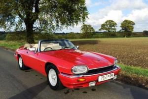 1992 Jaguar XJS V12 Convertible Photo