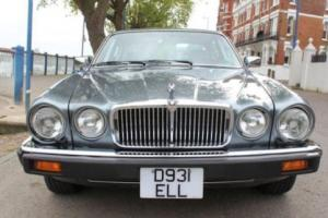 1986 Jaguar XJ12, Series III Vanden Plas Photo
