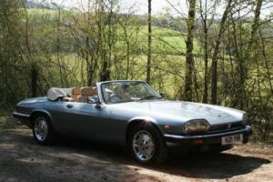1991 Jaguar XJS Convertible Photo