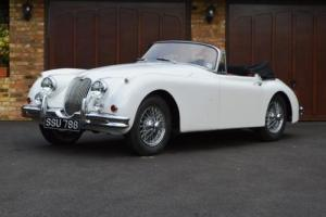 1960 Jaguar XK150 SE Drop Head Coupe