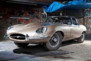 1963 Jaguar E-Type Series I Roadster Photo
