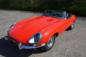 1963 Jaguar E-Type SI Roadster (3.8 litre) Photo