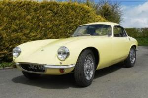 1961 Lotus Elite Series II (Type 14) Photo