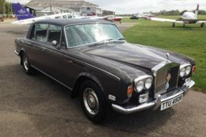 1976 Rolls-Royce Silver Shadow (Long wheelbase)