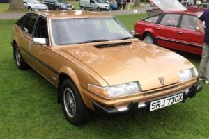 1987 Rover SD1 Vanden Plas (Series I) Photo