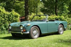 1967 Triumph TR4A Photo