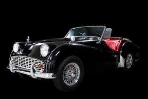 1962 Triumph TR3B Photo