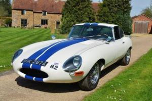 1963 Jaguar E-Type SI Fixedhead Coupé to Fast Road Spec