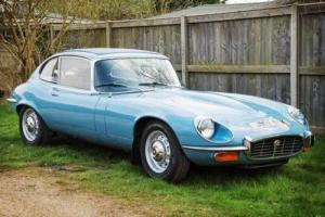 1971 Jaguar E-Type Series III 2+2 Fixedhead Coupé Photo