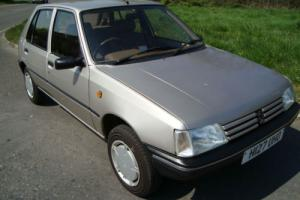 Peugeot 205 GR 1.1 ONE OWNER FROM NEW 1991/H