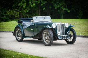 1949 MG TC Photo