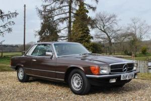 1981 Mercedes-Benz 280SLC