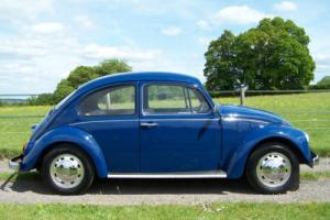 1967 Volkswagen Beetle 1200,Totally solid,extremely original,rare 6 volt car.
