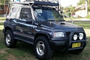 Tonka Tuff Vitara 4XR Rego AND Heaps OF Extras in Green Valley, NSW