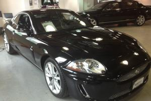 Jaguar : XKR XKR Coupe Photo