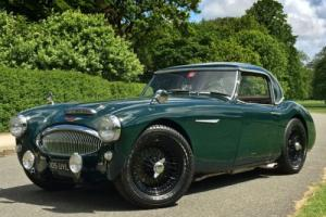 1962 Austin Healey 3000 BT7 MK2 - Tri-carb - Left Hand Drive