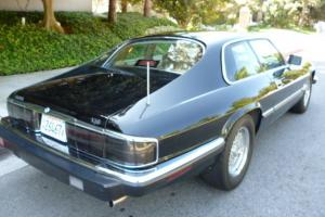 Jaguar XJS  1993 Coupe 2 door 4.0L original california car, Photo
