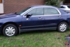 Mitsubishi Magna Sports 2000 4D Sedan Automatic 3 5L Multi Point F INJ